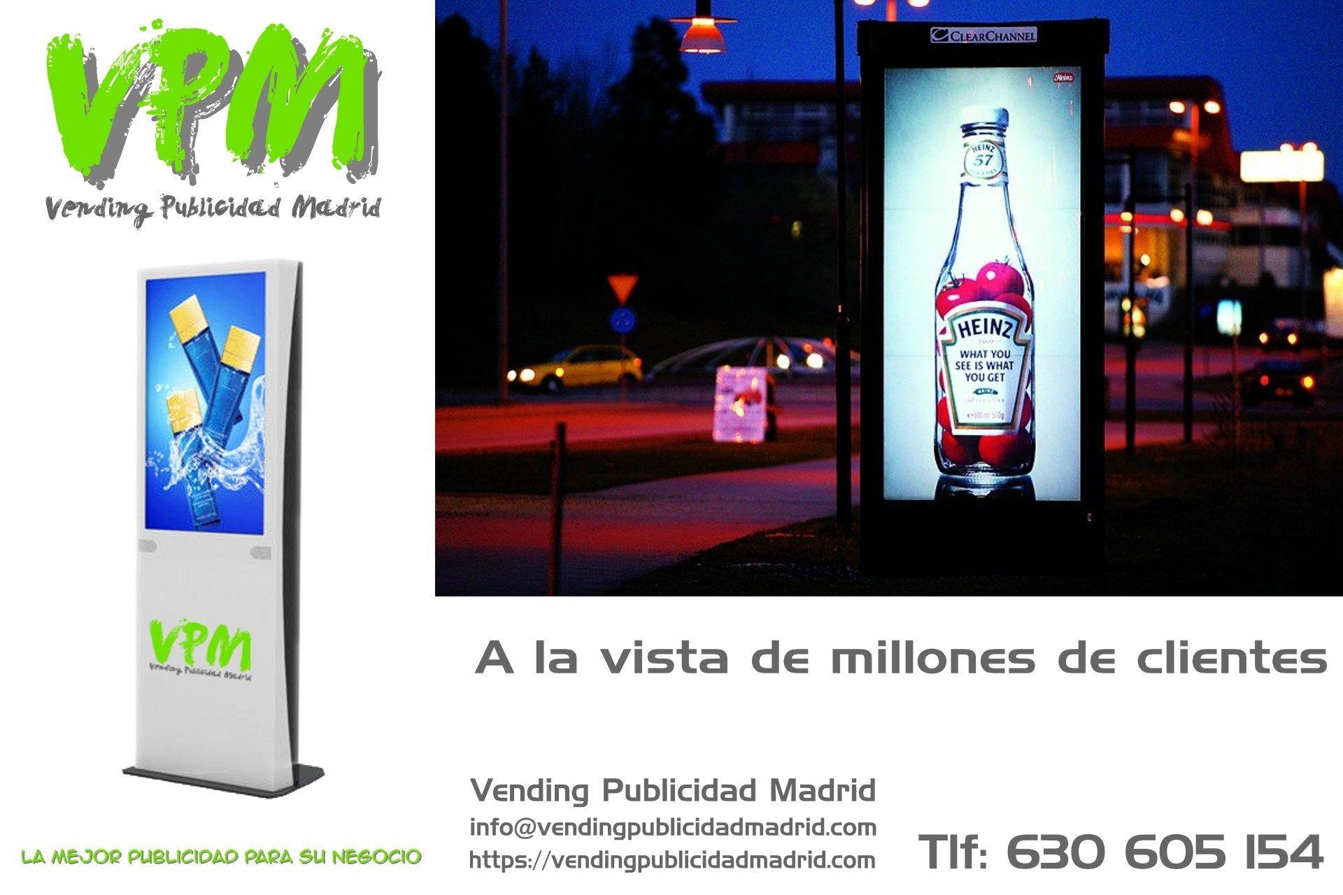 Las Maquinas De Vending Una Oportunidad Para La Publicidad De Pymes