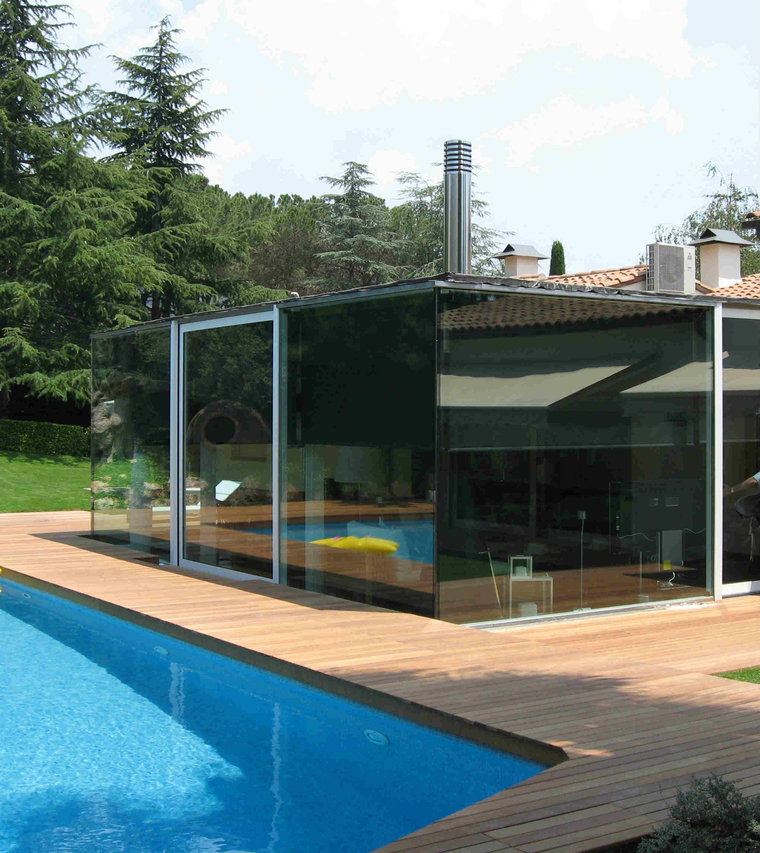 Estructuras de aluminio para terrazas trendy de terraza for Estructura de aluminio para toldo