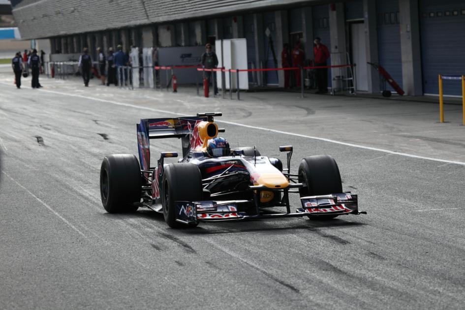 Ricciardo en Jerez (Jesús Mendoza ©)