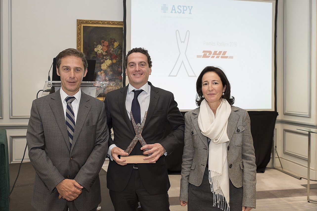 El programa ?Accidentes Cero? de DHL Supply Chain recibe el Premio Xcellens 2015