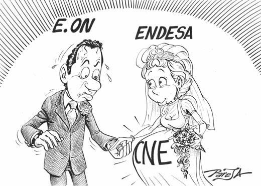 E-On y ENDESA