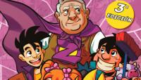Sargantana reedita 'El Capitán Zheimer', libro que acerca el alzhéimer a los niños