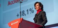 El Santander anuncia el cierre de hasta 450 oficinas este año