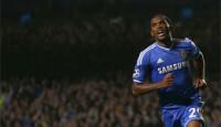 El Chelsea se despide de Eto'o, que acaba contrato con la entidad londinense
