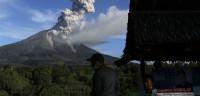 Evacuadas 14.500 personas tras la erupción del volcán Sinabung