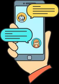 Tres diferencias clave entre chatbots y asistentes virtuales