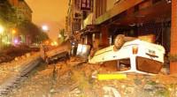22 muertos por varias explosiones de gas en Taiwán