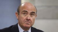 Guindos: en España se ha pasado el miedo a perder el puesto de trabajo