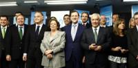 Rajoy defiende que el alcalde sea el que vota el pueblo y no una coalición