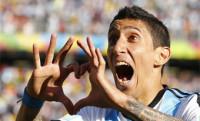 Di María salva a Argentina