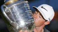 McIlroy, elegido jugador del año en la PGA