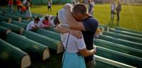 La guerra sigue causando estragos en Bosnia