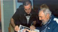 Los medios estatales publican las primeras fotografías de Fidel Castro