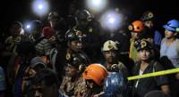 El Gobierno de Nicaragua da por muertos a los siete mineros de El Comal