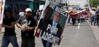 Guatemala emite una ordena de captura contra su presidente
