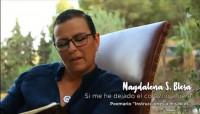 Magdalena Sánchez Blesa presenta el poemario 'Instrucciones a mis hijos'