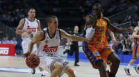 El Real Madrid arrolla al Valencia Basket