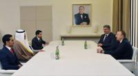 Azerbaiyán y Kuwait: Fortaleciendo los Lazos de Amistad