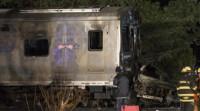 Asciende a siete el número de muertos tras chocar un tren y un coche