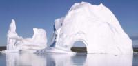 El hielo de Groenlandia es cada vez más oscuro y frágil