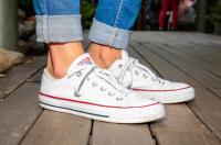 La historia detrás de Converse