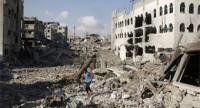 Un ataque israelí en Gaza durante el alto el fuego mata a un niño palestino