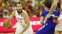 (88-64) España salda cuentas con Francia y amarra el primer puesto