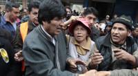 Un diputado boliviano amenaza con latigazos a quien no vote por Morales