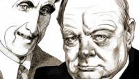 Churchill y Orwell, la vida de dos luchadores por la democracia