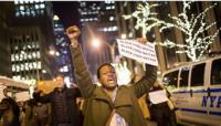 32 detenidos en Nueva York en las protestas por el caso Garner