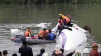 Asciende a 32 el número de muertos por el accidente de avión en Taiwán