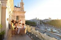 Palacio Cibeles, cerca del cielo madrileño