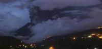 El volcán Tungurahua provoca 42 terremotos en 24 horas