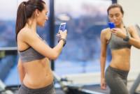 ¿Cómo conseguir el selfie perfecto en el gimnasio?