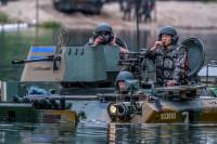 La Armada de Corea del Sur realiza maniobras a gran escala en el mar del Este