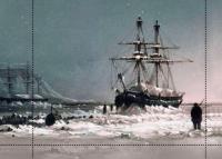 'Los fantasmas de hielo', el relato de la épica búsqueda de la expedición Franklin por el Ártico