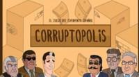 Una joven valenciana crea un juego de mesa sobre la corrupción