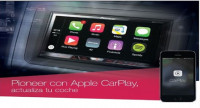 Pioneer ya se conecta a Apple CarPlay y anuncia compatibilidad con Android Auto