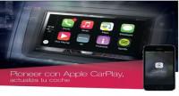 Pioneer ya se conecta a Apple CarPlay y anuncia compatibilidad con Android Auto