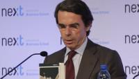Aznar se ofrece para ayudar a unir el centro-derecha