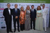 La AECC Marbella celebra la gala benéfica más importante de España