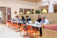 El trabajo flexible y el coworking no son solo cosa de millennials