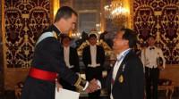 Felipe VI acreditará hoy a ocho nuevos embajadores extranjeros