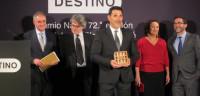 Víctor del Árbol gana el 72º Premio Nadal