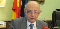 Montoro anuncia que se elevará el mínimo exento de la indemnización por despido