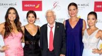 Exito de la Gala Global Gift en Marbella con Eva Longoria de anfitriona