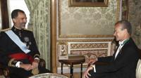 El Rey acredita a los nuevos embajadores de Bélgica o Armenia