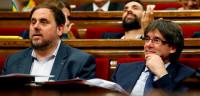 El Parlamento catalán aprueba celebrar un referéndum en 2017