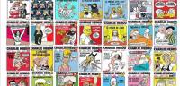 Twitter se llena de homenajes al semanario 'Charlie Hebdo'