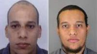 Los dos sospechosos del atentado de Charlie Hebdo, localizados al noreste de París